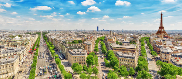 Bachelor à Paris