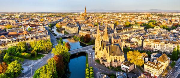 Mastère à Strasbourg