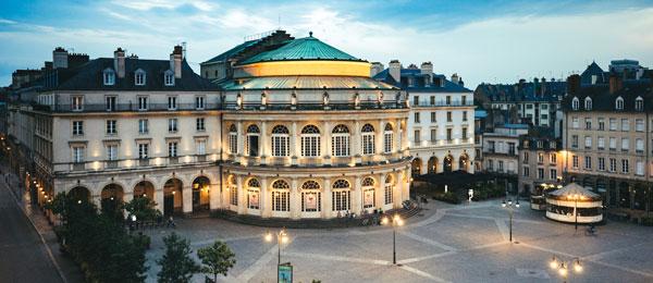 Ecole de commerce à Rennes