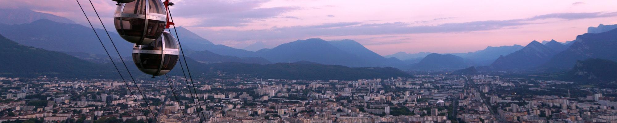 Ecole de commerce à Grenoble