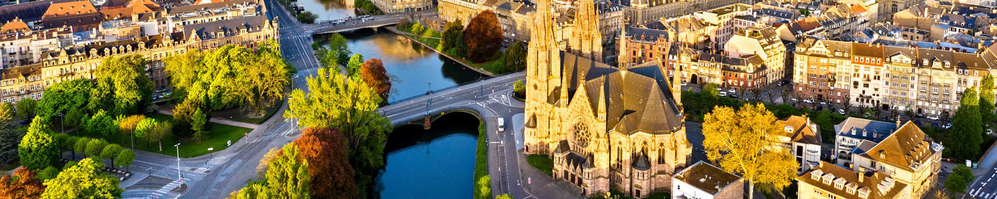 Ecole de commerce à Strasbourg